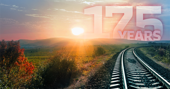 Last year, the railway service in Russia celebrated its 175th anniversary.